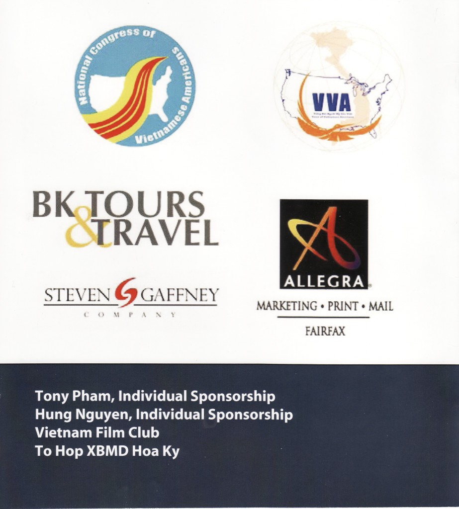 Sponsors 2013